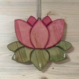 Portachiavi Fiore di loto