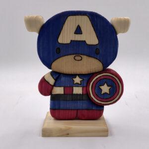 Baby Capitan America