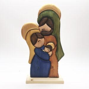 Dolce Sacra Famiglia con base
