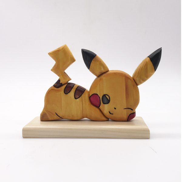 Pikachu che dorme